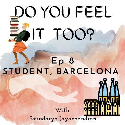Student, Barcelona