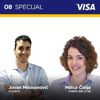Pojačalo Visa Specijal 8: Kako rešiti problem kašnjenja naplate