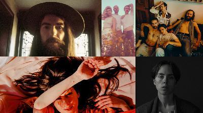 New Mix: Big Thief, George Harrison, Circuit Des Yeux, Hand Habits, More