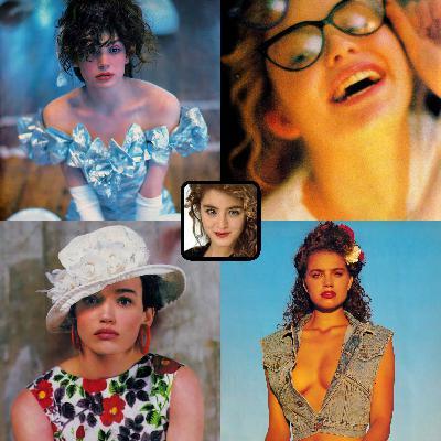 April 1988 Fashion Etc: Prom, Lipstick & Floral Crafts!