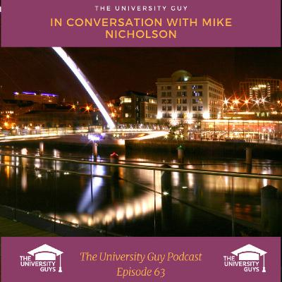 Episode 63: in conversation with Mike Nicholson