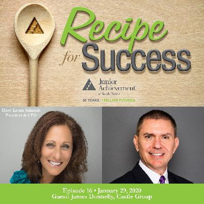 Recipe for Success, Episode 16, January 29, 2020, Guest James Donnelly