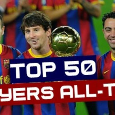 Top 50 Barça Players of All-Time; Messi slams Bartomeu's board (again)