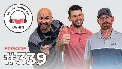 Straight Shots, Latitude 64 SPZ3, GBO Name Change & More on Disc Golf Answer Man Ep #339!