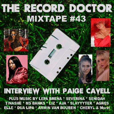 Episode 158 - Mixtape #43 feat. Paige Cavell Interview