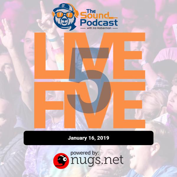 Episode: 3 - Live 5 - January 16, 2019.