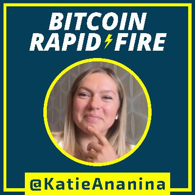 KATIE ANANINA - Bitcoin, Anarchy, Flag Theory, Selling Islands and Being a Badass