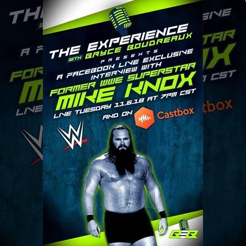 MIKE KNOX INTERVIEW // The Experience With Bryce Boudreaux