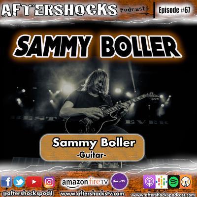 Aftershocks - Guitarist Sammy Boller