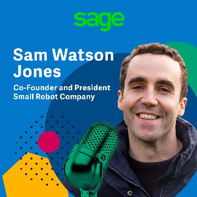 Sam Watson Jones: From farmer to AI tech founder – a deep dive into starting a data-driven business