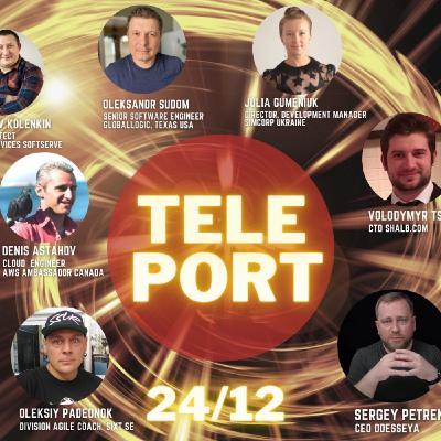 #47 Teleport