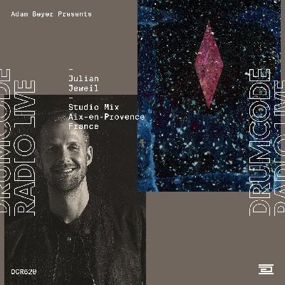 DCR520 – Drumcode Radio Live – Julian Jeweil studio mix recorded in Aix-en-Provence