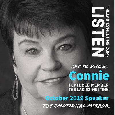 Get to know Connie Warner