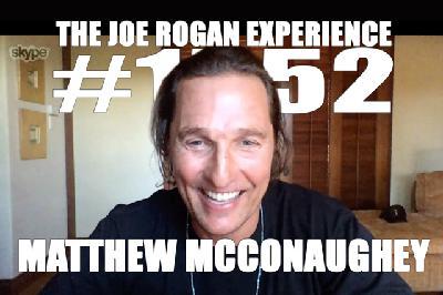 #1552 - Matthew McConaughey