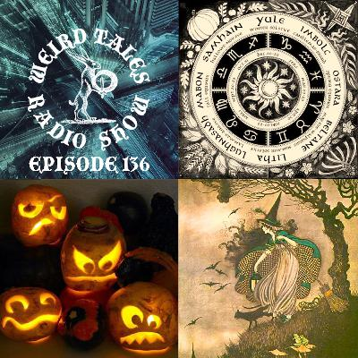 Episode 136: Samhain, Punkie Nights & All Things Witchie & Wicca