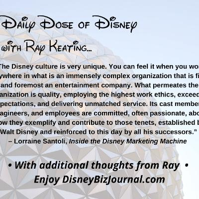 Episode #47: Learn from Disney's Culture