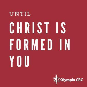 Until Christ Is Formed In You (3): But We Had Hoped - Pastor Mark Van Haitsma