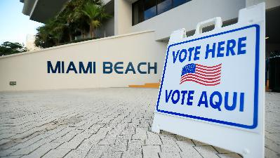Florida is a battleground for voting rights too
