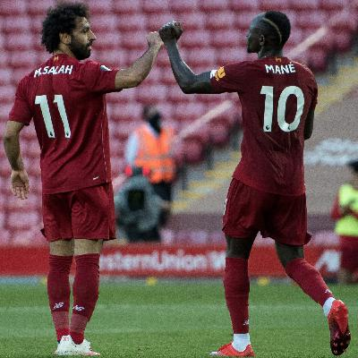 Morning Bulletin: Salah, Mane boost | Hendo's Stevie tribute | Neville emerges from bunker | Murphy apologises | Sane sold | Starlet linked