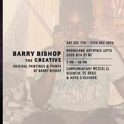 "Episode 126: ""The Creative Episode"" with Barry Bishop + Gerald Watson"
