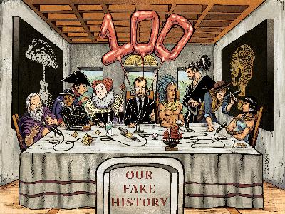Episode #100- 100 Episodes? (Live in Toronto!)