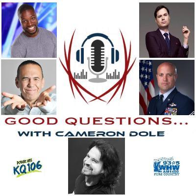Episode 50: Preacher Lawson, Gibert Gottfried, Michael Ian Black, Randy Kay, and Yanni
