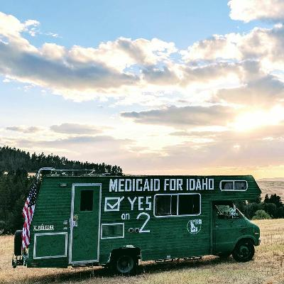 BONUS: Will Talks Idaho Medicaid Expansion Documentary feat. Jim & Laura Kamoosi