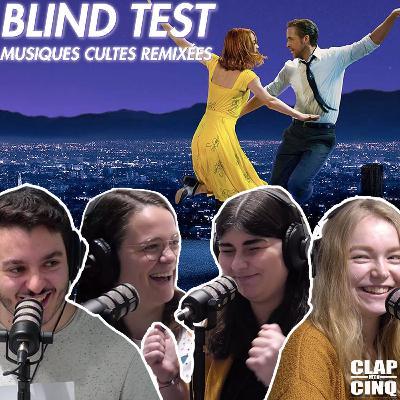 BLIND TEST musiques cultes REMIXÉES (La La Land, Aladdin...)
