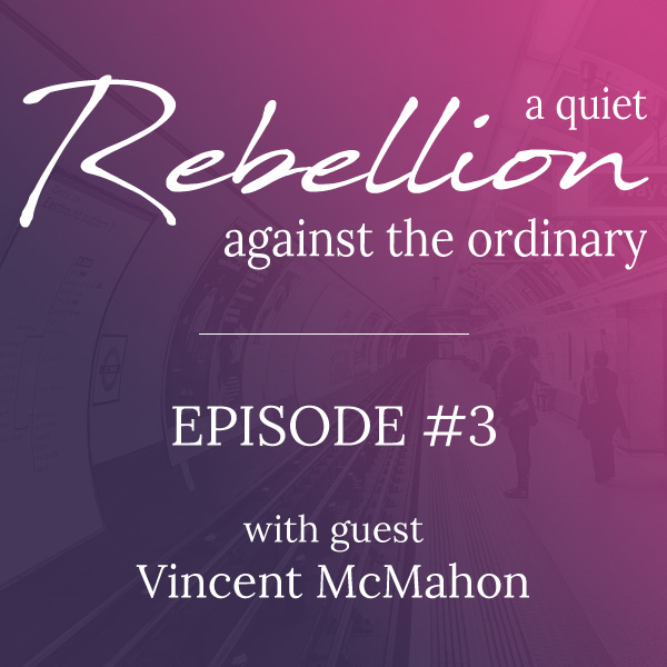 A quiet rebellion with Vincent McMahon