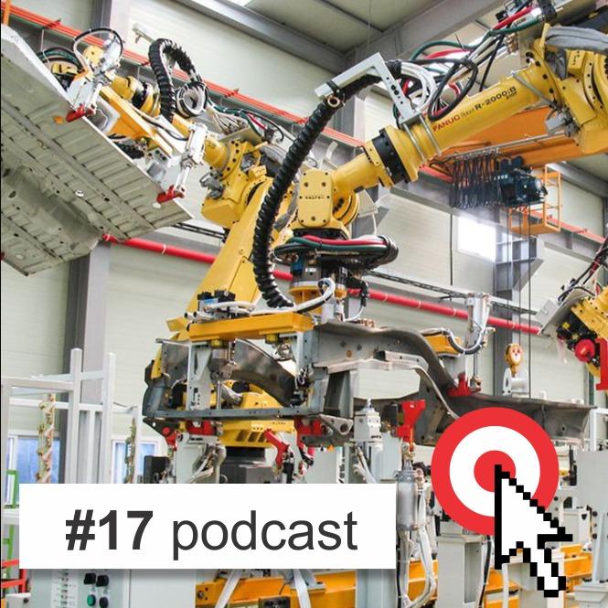 Podcast #17 Uso de tecnologias digitais por grandes empresas aumenta no Brasil