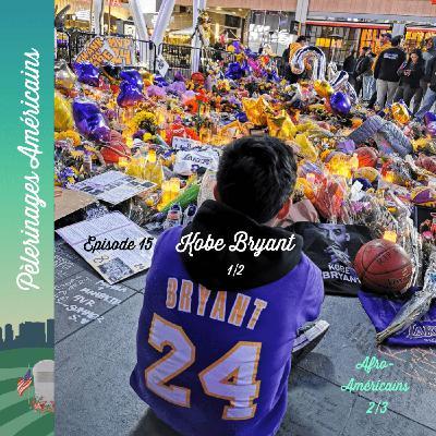 15: Afro-Américains - Kobe Bryant (1), pèlerinage spontané pour le héros de LA