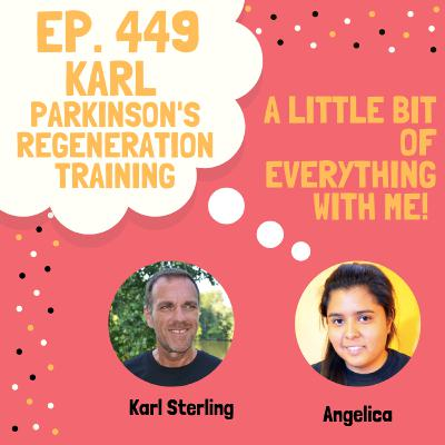 Karl Sterling - Parkinson's Regeneration Training