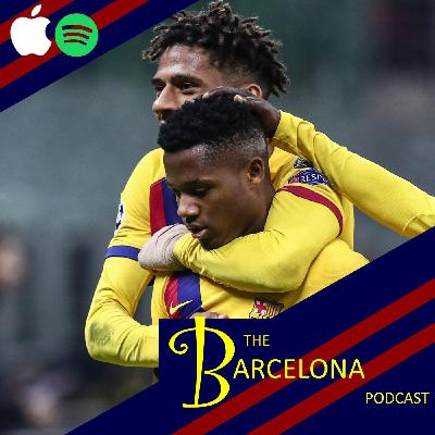 Ansu Fati makes history, Aleñá comes back to life, and Todibo's uncertain future [TBPod169]