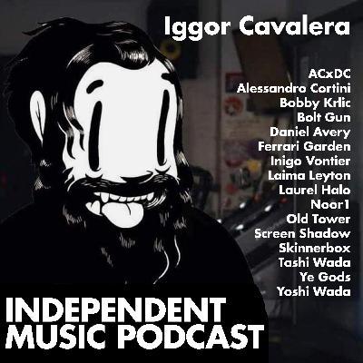 Guest show: Iggor Cavalera (Sepultura, Pet Brick, Mixhell)