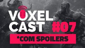 Voxelcast #007 – (CONTÉM SPOILERS!) Vamos falar sobre o final de God Of War?