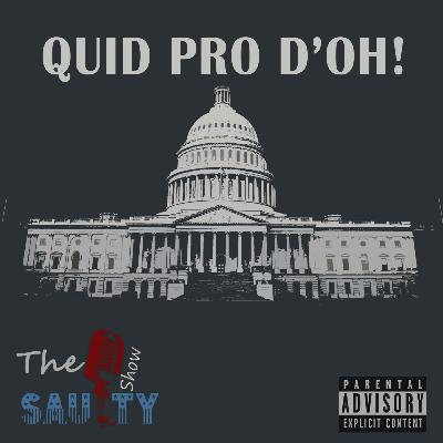 Episode 63: Quid Pro D'oh!