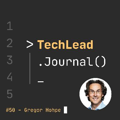 #50 - Riding the Architect Elevator to the Cloud - Gregor Hohpe
