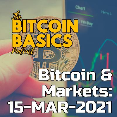 Bitcoin & Markets: 15-MAR-2021 | Bitcoin Basics (107)