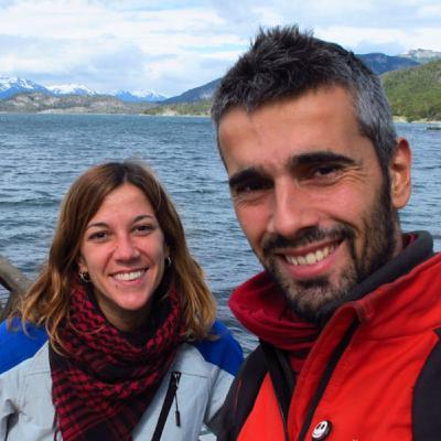 Amaya Arteaga y Diego Ortega: una vuelta al mundo. Los viajes del cangrejo. (T1-E3)