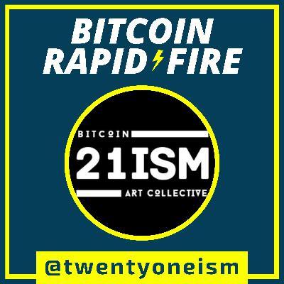 BITCOIN MEME MASTERS w/ 21ism Bitcoin Art Collective