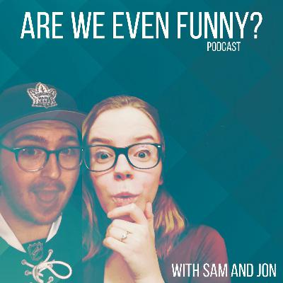 Are We Even Funny Podcast Ep. 1: HOT TAKES! Mike Falzone is Jon's Hero, PPPR, #JonathanForLong