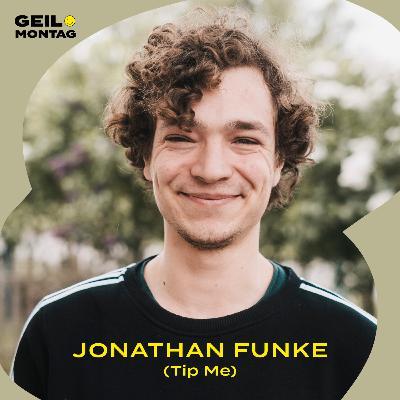 Jonathan Funke (tip me): Kann ich der Näherin meines T-Shirts ein Trinkgeld geben?