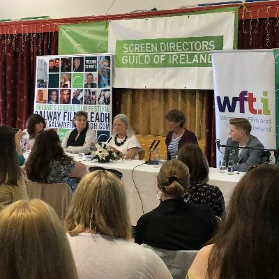 Gender Parity in the Film Industry: a Countdown to 50/50 by 2020 @ Galway Film Fleadh