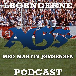 AGF Legenderne - Martin Jørgensen