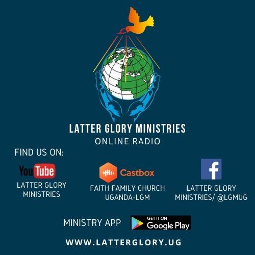 Sunday 2nd May 2021 Pr. Patrick Karugaba