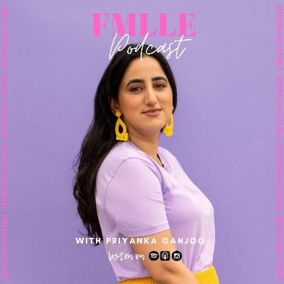 "Talking makeup and upcoming South Asian beauty brand ""Kulfi"" with founder Priyanka Ganjoo 