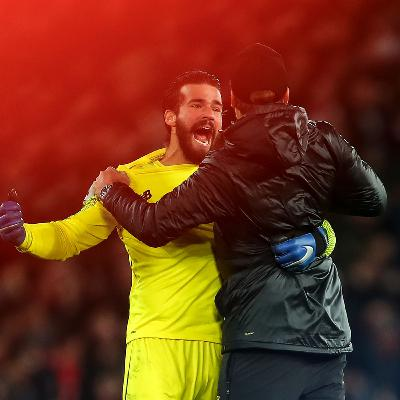 Analysing Anfield: The underlying goal threat that's keeping Liverpool top and are Everton are as bad as the league table suggests