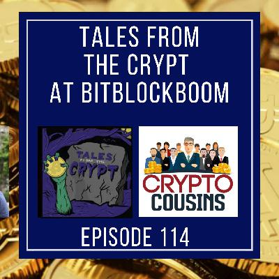 Tales From The Crypt at BitBlockBoom 2019