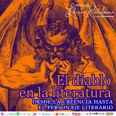 #282: El diablo en la literatura, desde la creencia hasta el personaje literario