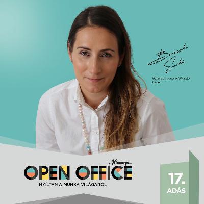 17. Generációk közötti együttműködés titkai - Bereczki Enikő   Open Office Podcast